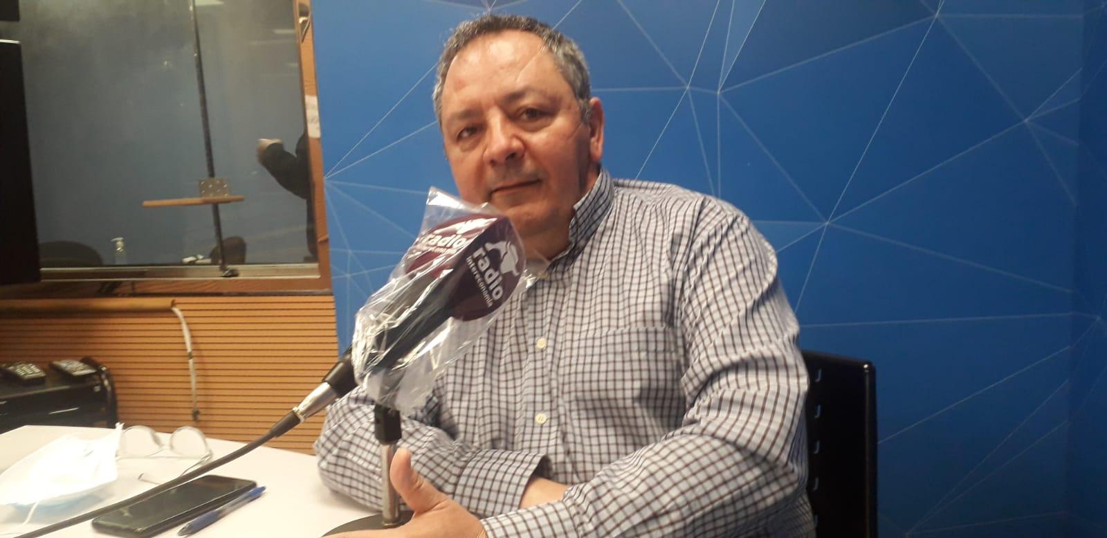 """Ricardo Cebriá en El Intercafé: """"El sector turístico hemos sufrido el abandono total de la Administración y hay 500 hoteles en venta"""""""
