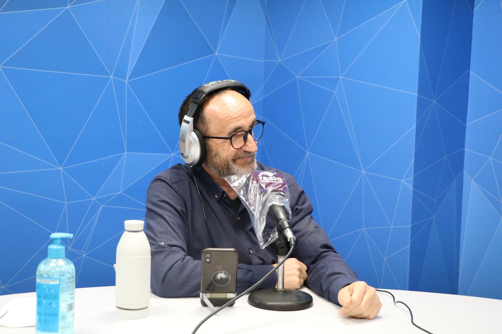 """Bartolomé Nofuentes en El Intercafé: """"Sánchez presentará en 2 o 3 días los proyectos para captar los fondos del Next Generation UE"""""""