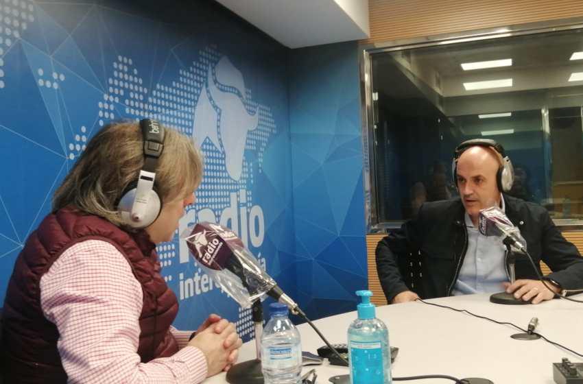 """Raúl Claramonte (Cs Torrent) en El Intercafé: """"El gobierno de Torrent está siendo muy útil, y pone en valor la posición de CS para sacar adelante una coalición"""""""