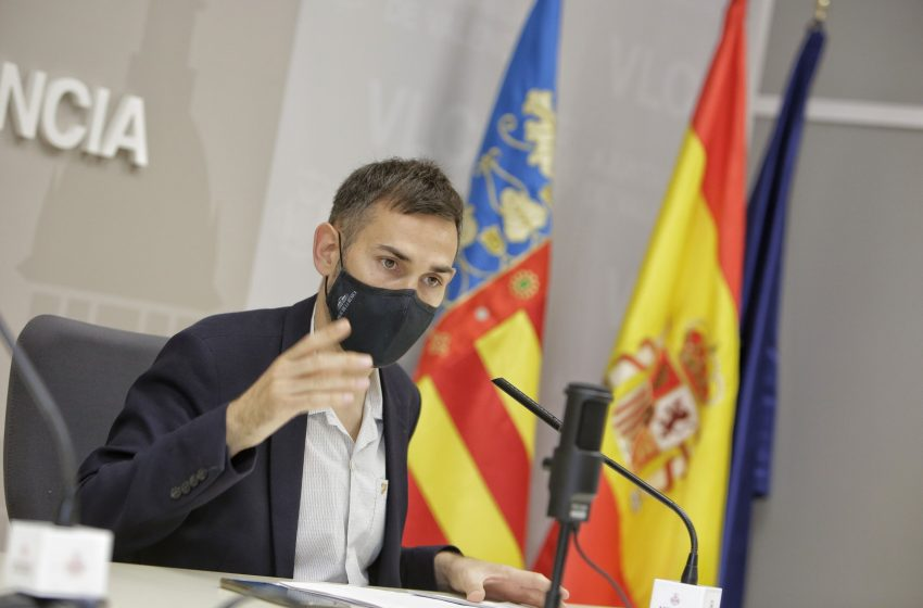 El ayuntamiento de València aprueba las ayudas de comedor escolar para niños de 0 a 5 años por valor de 2,5 millones de euros