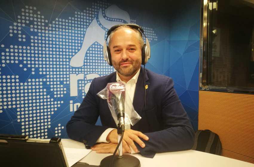 """Salvador Puigdengolas en El Intercafé: """"Si no hay ingenieros en la administración, no se puede dar el visto bueno a muchos proyectos"""""""