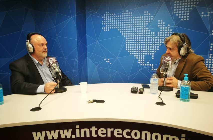"""Alberto de Rosa (Centene Corporation) en """"El Intercafé"""": """"Hemos intentado reunirnos con Puig, sin éxito"""""""
