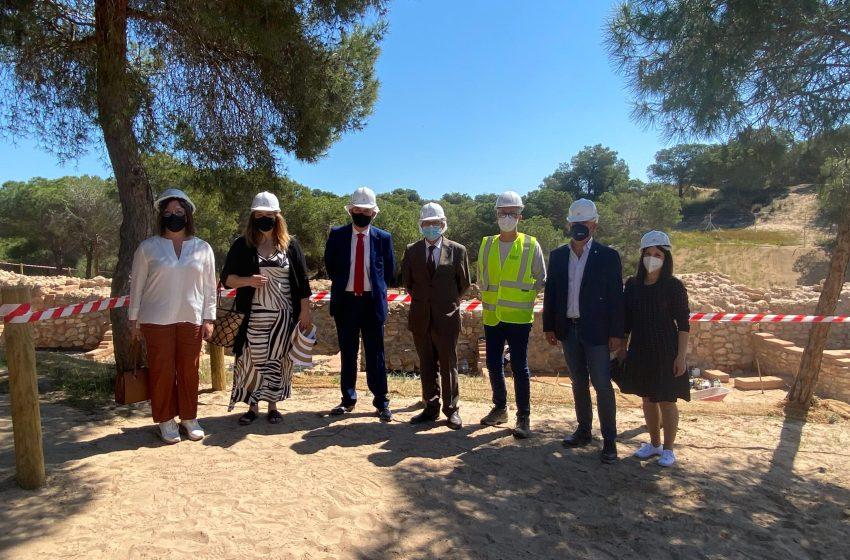 """Vicent Soler: """"La inversión en infraestructuras culturales resulta clave para impulsar el turismo y el crecimiento económico"""""""