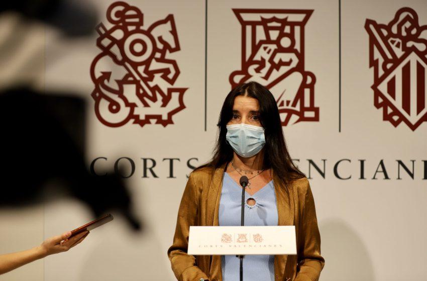 """Merino: """"Puig vuelve a elegir cierre y ruina cuando la pandemia nos arrolla, en lugar de más prevención y control"""""""