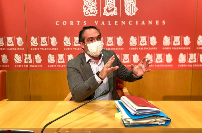 Ibáñez denuncia que Sánchez recorta a los valencianos 1.136 millones de euros entre entregas a cuenta y fondos COVID