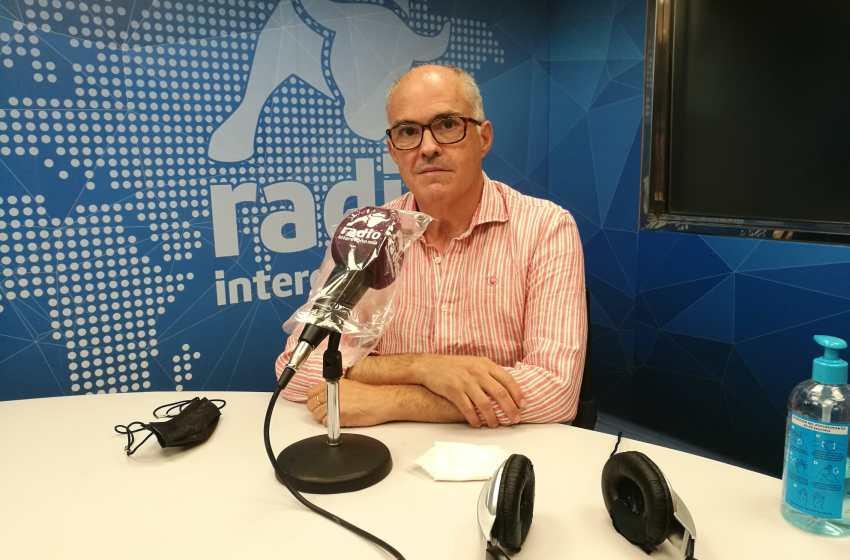 """Fernando de Rosa en """"El Intercafé"""": """"El presidente de la Generalitat nos está llevando a una política de ninguneo"""""""