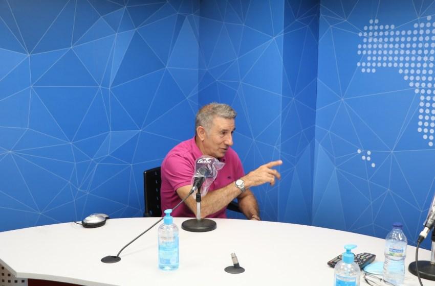 """Jorge Martínez """"Aspar"""" en El Intercafé: """"Busco antes el rendimiento deportivo que el económico, y eso nos permite crecer cada temporada"""""""