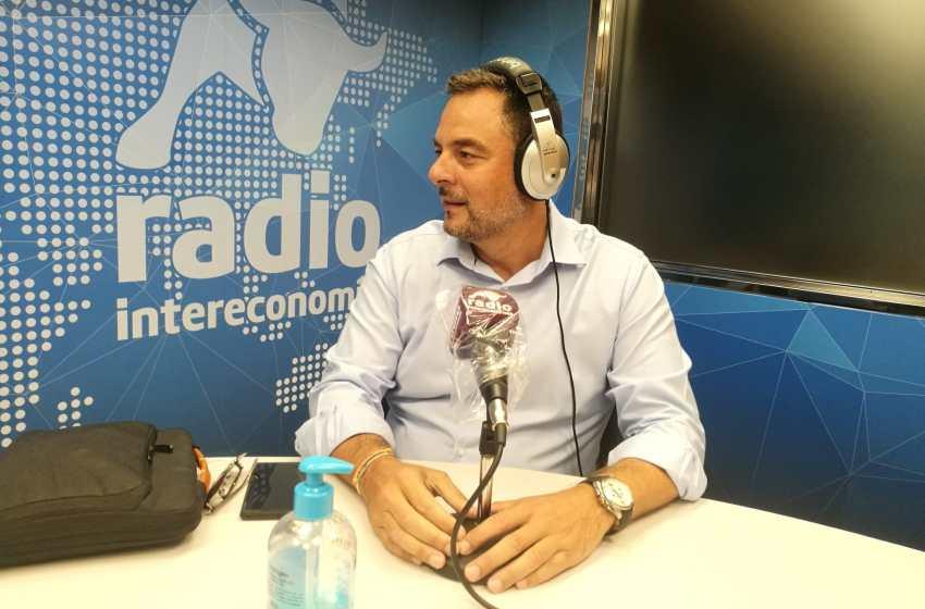 """Juan Carlos Sanjuán en El Intercafé: """"En 2020 tuve pérdidas mayúsculas y tardaré en pagarlas varios ejercicios"""""""