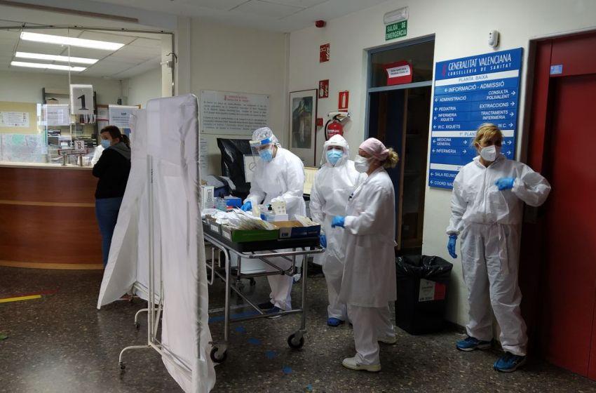 CSIF avisa de la falta de personal en los centros de salud de la Safor y exige a Conselleria refuerzos en esta comarca turística