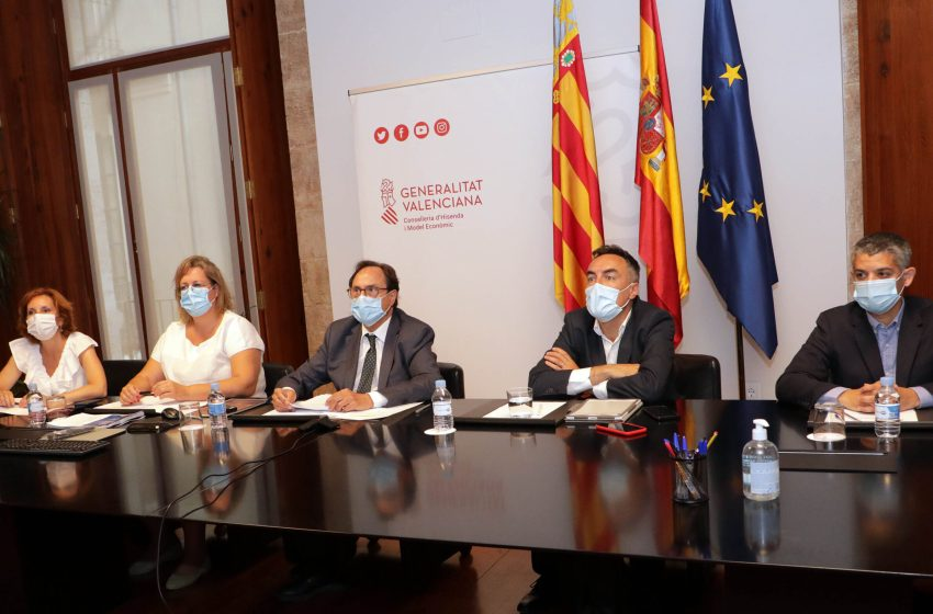 Soler solicita en la Conferencia Sectorial del Plan de Recuperación 'singularizar políticas industriales y partidas dirigidas a los ayuntamientos'