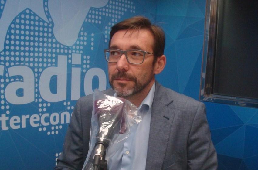 """Dionisio Canales en El Intercafé: """"La Navidad tiene que ir bien para que sobrevivan las pequeñas empresas"""""""