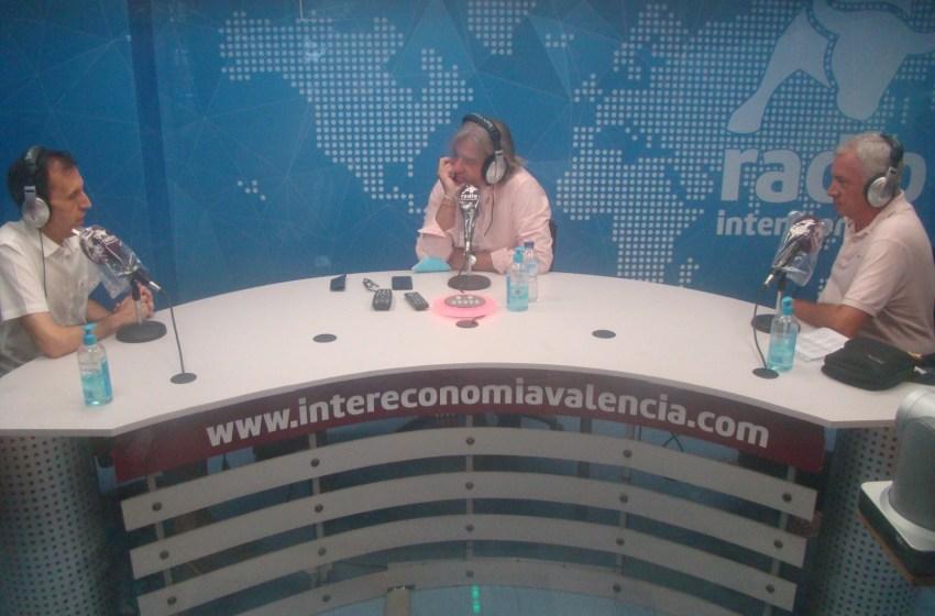 """José Seco en """"El Intercafé"""": """"La eliminación de los exámenes de recuperación en ESO termina con la cultura del esfuerzo"""""""