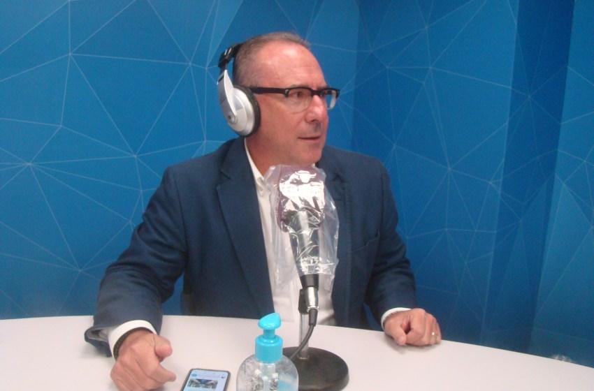 """Juanvi Pérez en El Intercafé: """"Existe la posibilidad de que PP gobierne con VOX y no podemos perder nuestro tiempo en divisiones internas"""""""