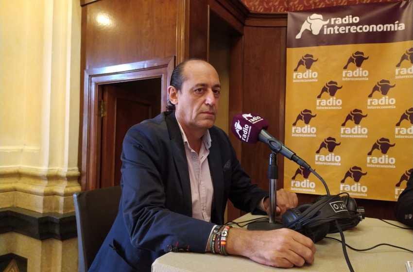 """Vicente Montañez en El Intercafé: """"VOX no va a permitir la regulación del alquiler, esta ley atenta contra la libertad de mercado"""""""