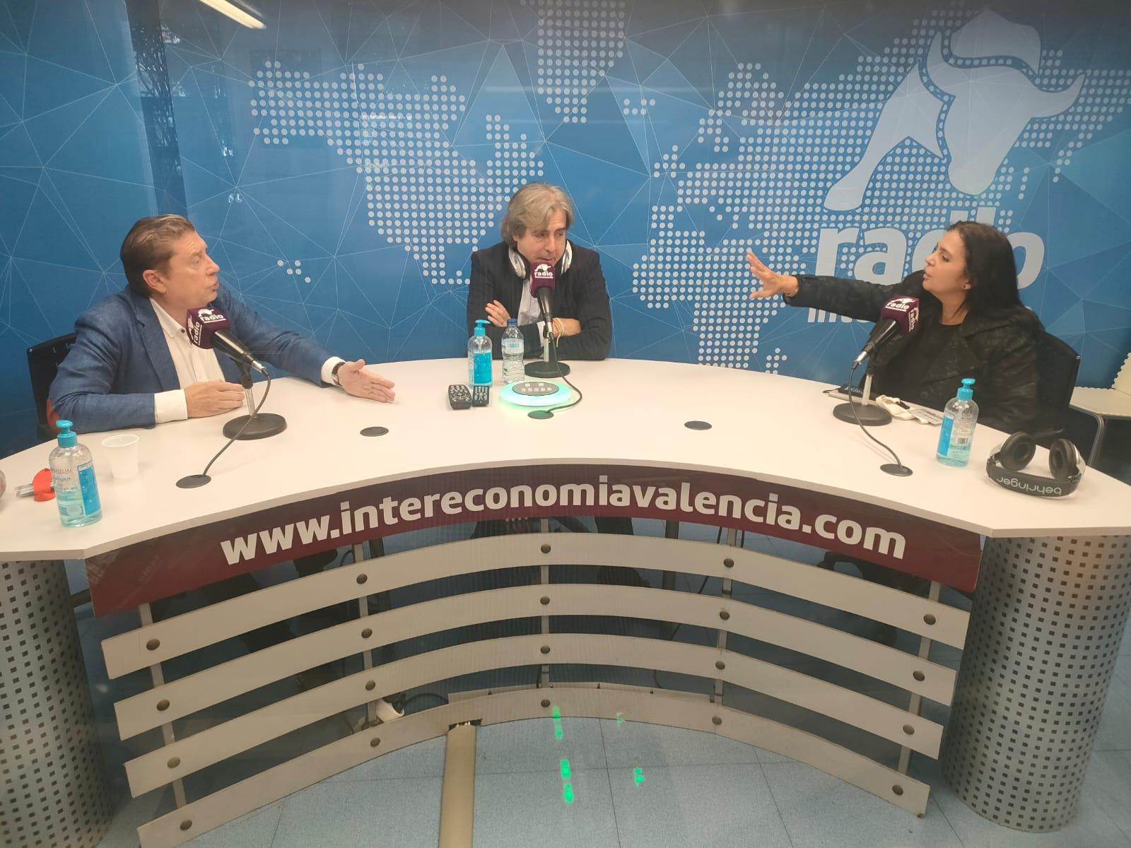 """José Vicente Tello en """"El Intercafé"""": """"El problema es que en el Valencia confluyen criterios de naturaleza sentimental"""""""