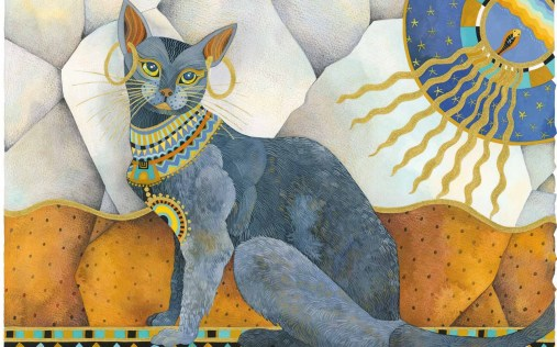 cat_ancient_egypt