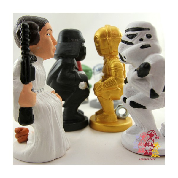 caganers-star-wars