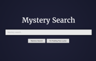 mystery search
