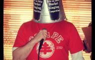 bucket singing