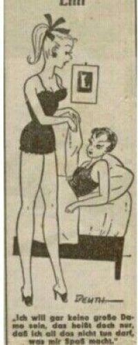 Bild Lilli cartoon