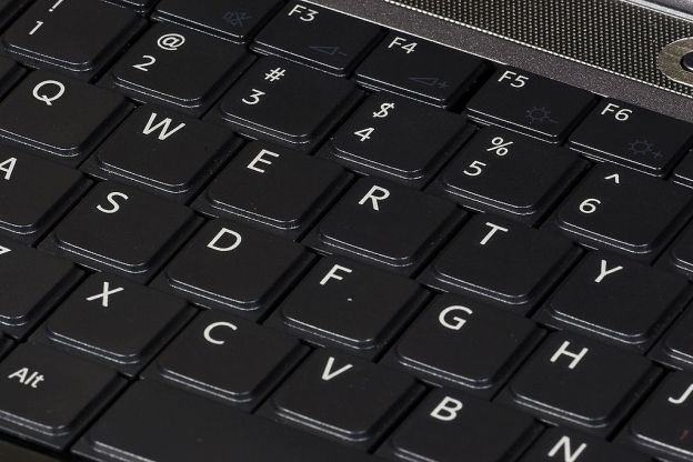 small keyboard image