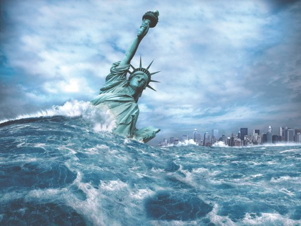 Mega Tsunami to wipe out East Coast of the United States