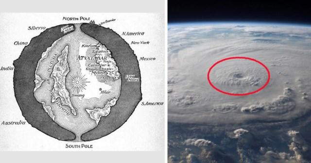 Nová konšpiračná teória tvrdá, že Zem je dutá