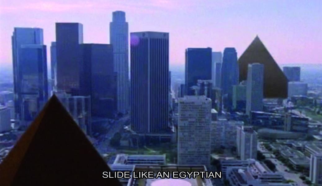 rémi groussin // Slide like an egyptian