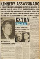 Capa Ultima Hora Kennedy