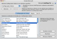 Reprogramando teclas no Microsoft Wireless Optical Desktop 1000
