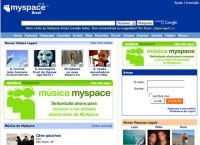 MySpace fala português ou espanhol?
