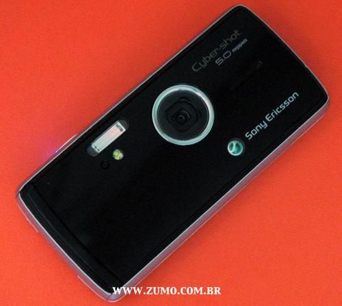 K850: a câmera