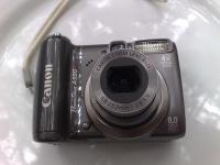 Canon A590: com estabilizador de imagem