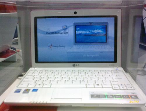 LG X120: chega no segundo semestre