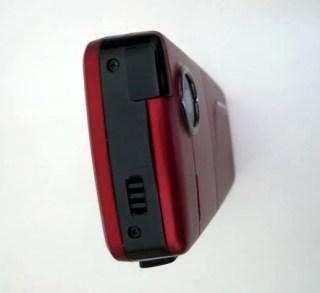 ZX1: sensor pra controle remoto e alto-falante