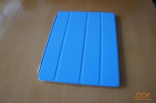 Smart Cover: com conector magnético, é muito fácil de encaixar e tirar