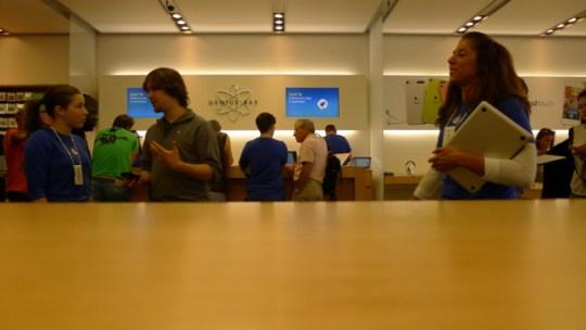 apple store - 12