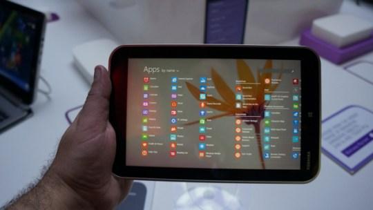 toshiba win8 tablet - 3