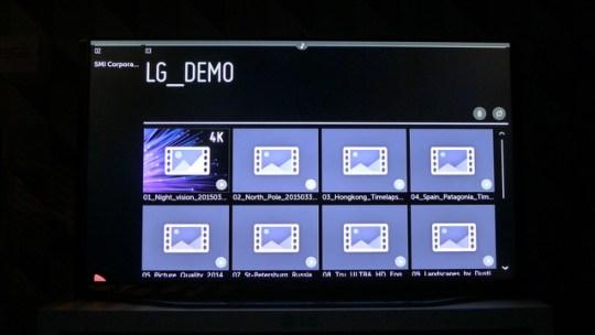lg 4K WebOS - 32