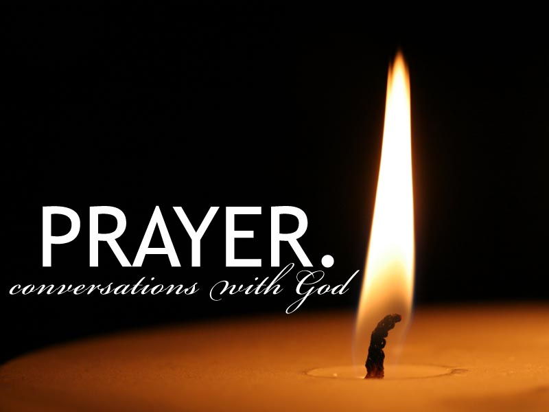 A Prayer in the midst of confusion