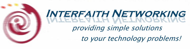 Interfaith Networking Logo