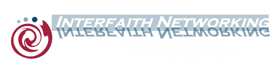 Interfaith Networking Logo