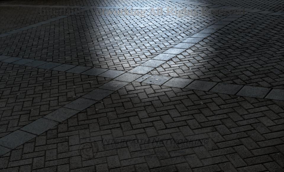 Interfaith Networking Header Mosaic Brick