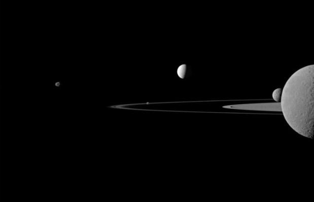 НАСА сообщило об условиях для существования жизни на спутнике Сатурна