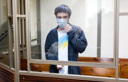 Украинец Гриб приговорен к шести годам колонии за подстрекательство к теракту
