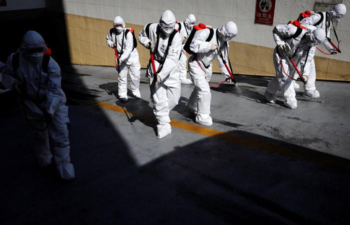 ВОЗ объявила пандемию в связи с COVID-19