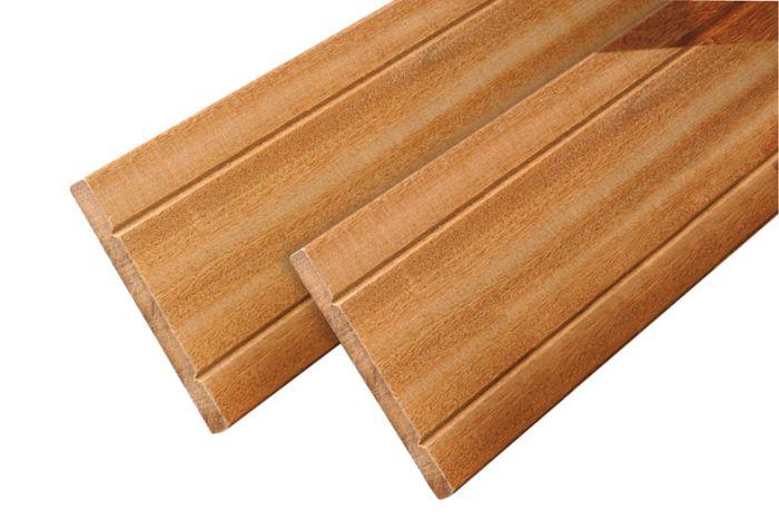planche pour cloture bois dur bangkirai 180cm 16x145mm