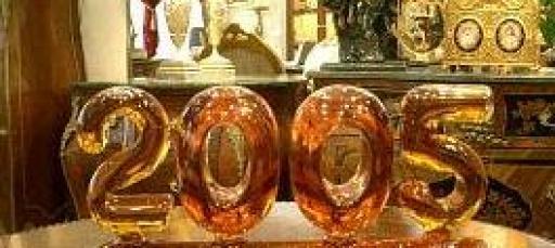 2005年のボトル