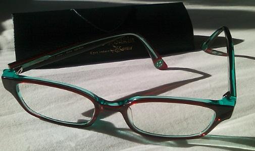 ローリーロドキンのメガネ