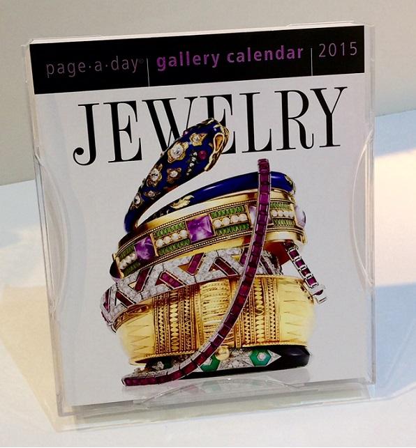 jewelry calendar